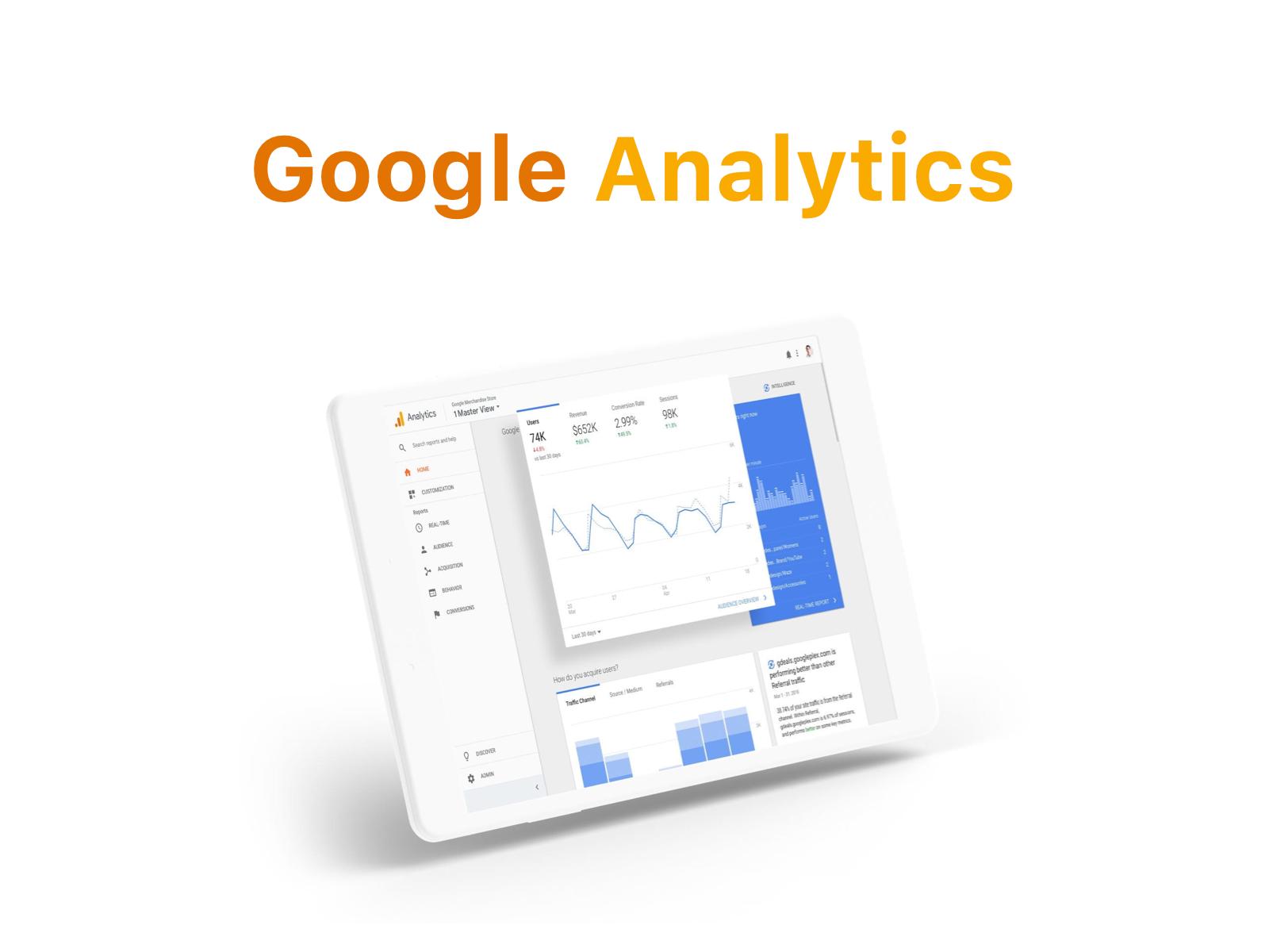 Google Analytics (WIP)