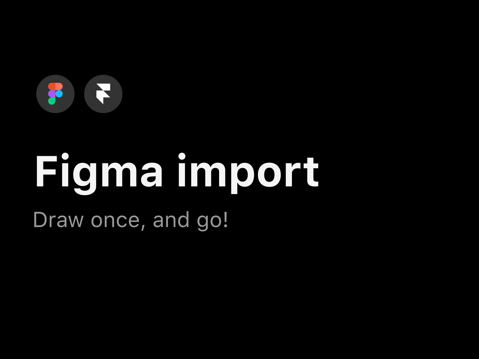 Figma Import