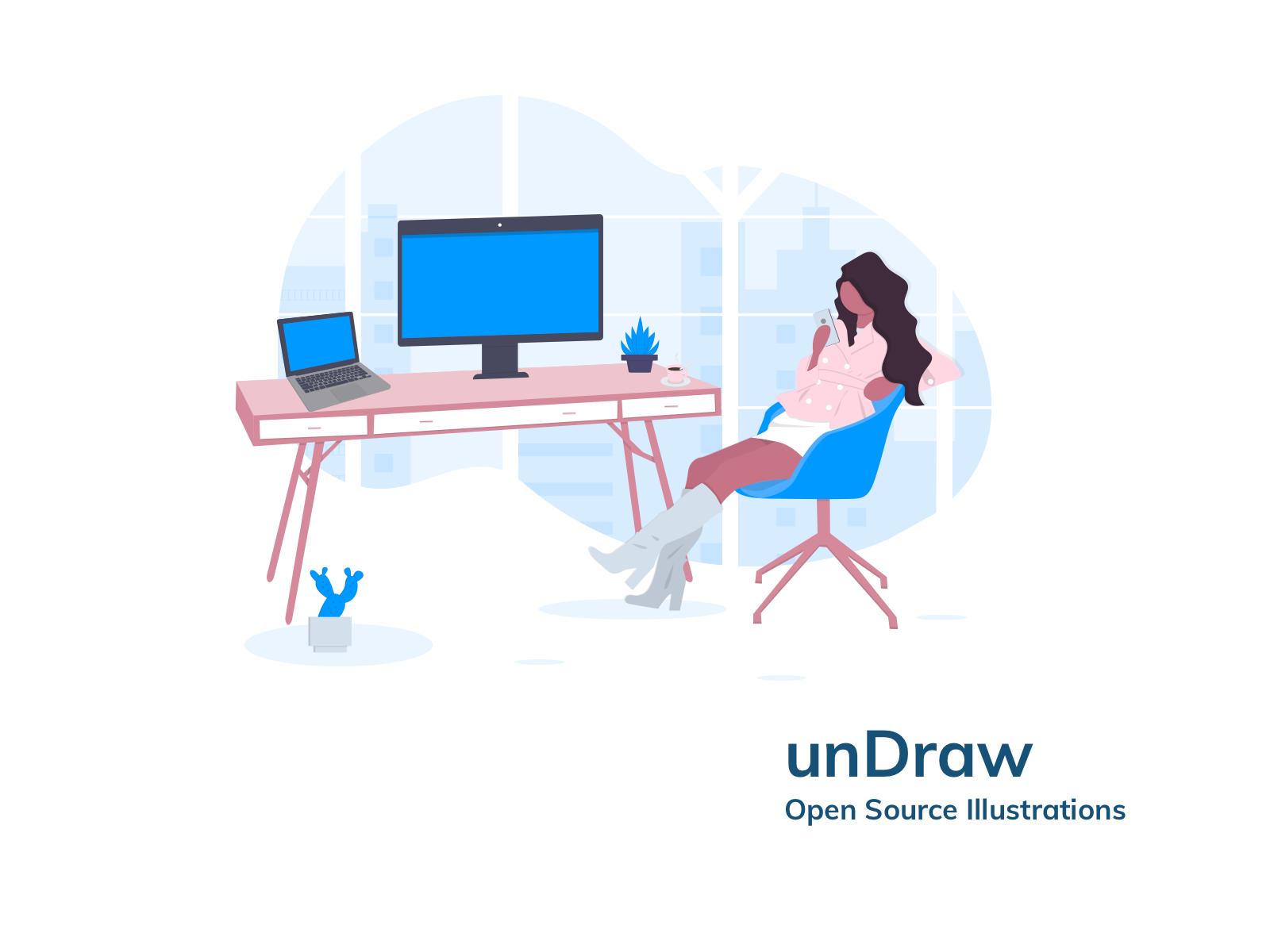 unDraw