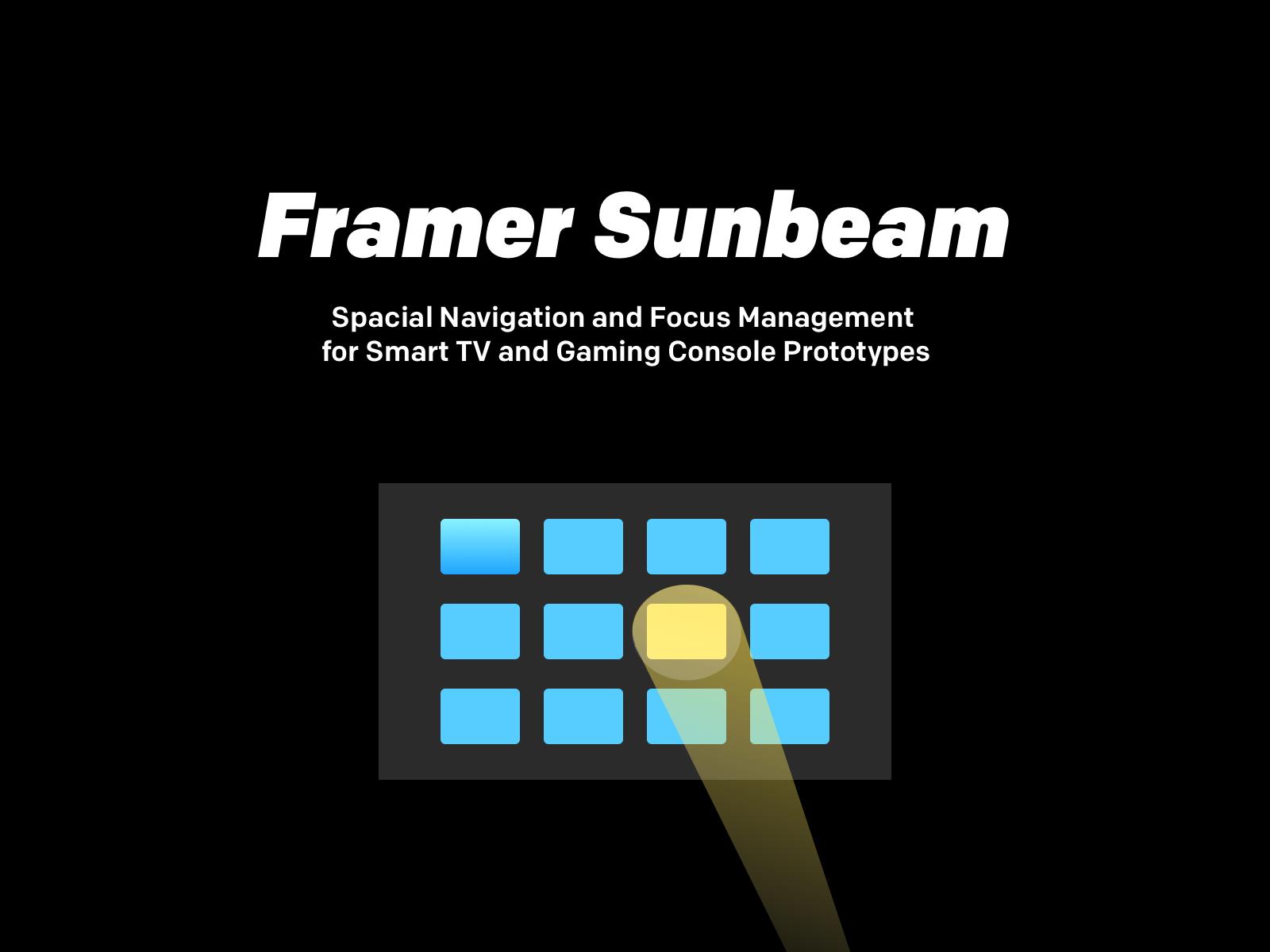 Framer Sunbeam